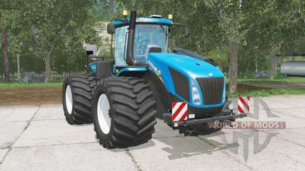 New Holland T9.56ƽ for Farming Simulator 2015