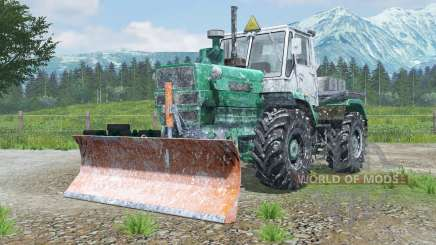 T-150K with PO-1-3G dump for Farming Simulator 2013