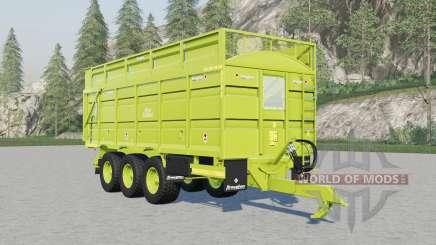 Broughan 24fƭ for Farming Simulator 2017