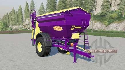 Bredal K105 & Ƙ165 for Farming Simulator 2017
