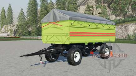 Fortschritt HꞶ 80 for Farming Simulator 2017