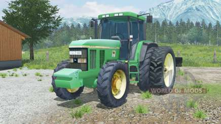 John Deere 7৪00 for Farming Simulator 2013