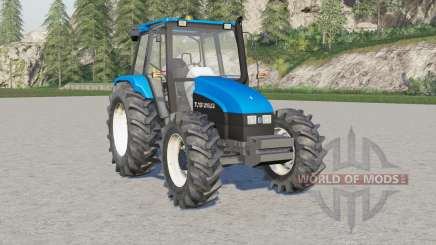 New Holland TL-series for Farming Simulator 2017