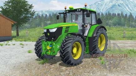 John Deere 6150Ⰼ for Farming Simulator 2013