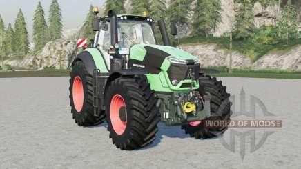 Deutz-Fahr Serie 9 TTV Agrotroŋ for Farming Simulator 2017