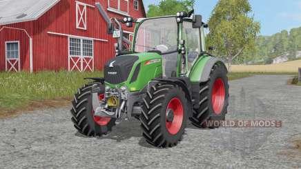 Fendt 300 Variɵ for Farming Simulator 2017