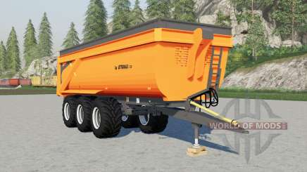 La Littorale C 320 for Farming Simulator 2017