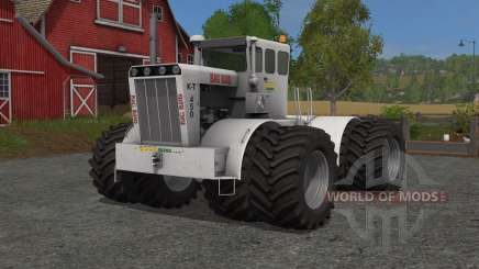 Big Bud KT 4ⴝ0 for Farming Simulator 2017