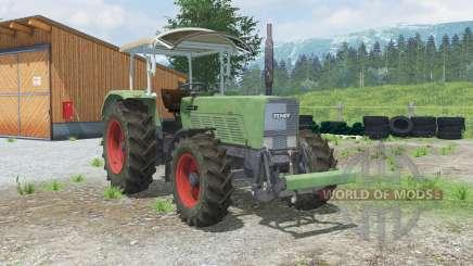 Fendt Favorit 4S for Farming Simulator 2013