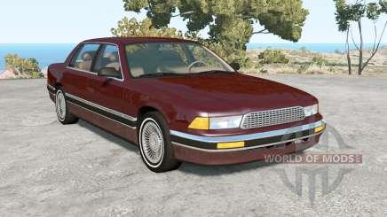 Gavril Grand Marshall LWB v1.1 for BeamNG Drive