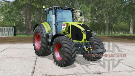 Claas Axion 9ⴝ0 for Farming Simulator 2015