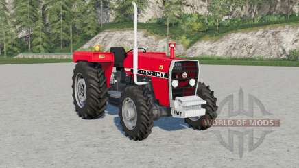 IMT 577 DV DeLuxe without cab for Farming Simulator 2017