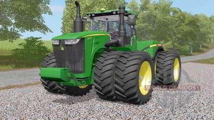 John Deere 9470Ꞧ for Farming Simulator 2017