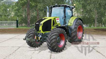 Claas Axion ୨50 for Farming Simulator 2015