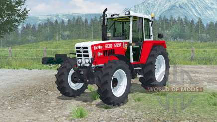Steyr 8130A Turbꝍ for Farming Simulator 2013
