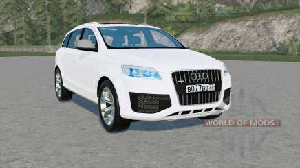 Audi Q7 for Farming Simulator 2017