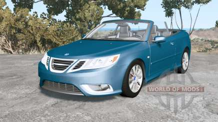 Saab 9-3 Aero Convertible 2011 for BeamNG Drive