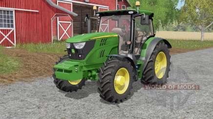 John Deere 6R-seɍies for Farming Simulator 2017