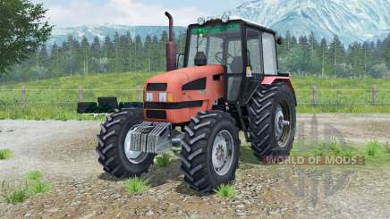 MTH-1221.3 Belarus for Farming Simulator 2013