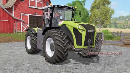 Claas Xerion 4000〡4500〡5000 Traƈ VC for Farming Simulator 2017