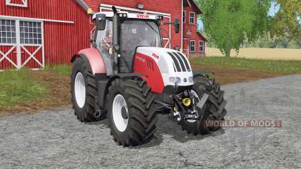 Steyr 6100 CVT for Farming Simulator 2017
