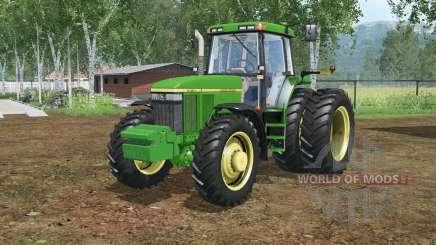 John Deeɾe 7810 for Farming Simulator 2015