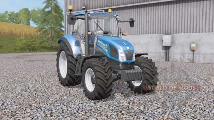 New Holland T5.95〡T5.105〡T5.115 for Farming Simulator 2017