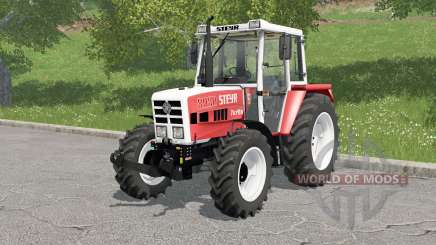 Steyr 8080A Turbꝋ for Farming Simulator 2017