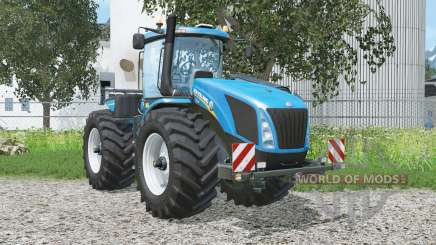 New Holland T9.ƽ65 for Farming Simulator 2015