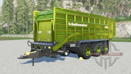 Schuitemaker Rapide 8400Ԝ for Farming Simulator 2017