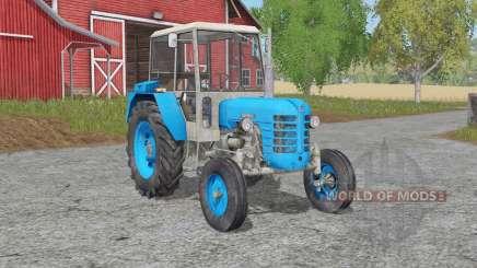 Zetor Ꝝ011 for Farming Simulator 2017