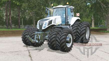 New Hollanđ T8.320 for Farming Simulator 2015
