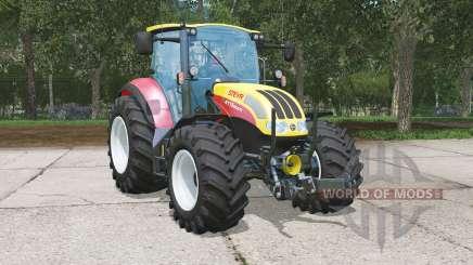 Steyr 4115 Mulᵵi for Farming Simulator 2015