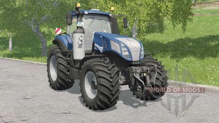 New Holland T8.4Զ0 for Farming Simulator 2017
