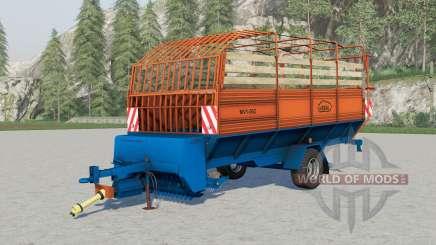 Horal MV1-05Զ for Farming Simulator 2017