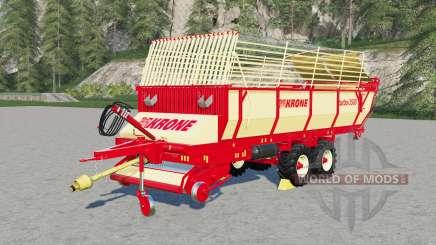 Krone Turbo 3ⴝ00 for Farming Simulator 2017
