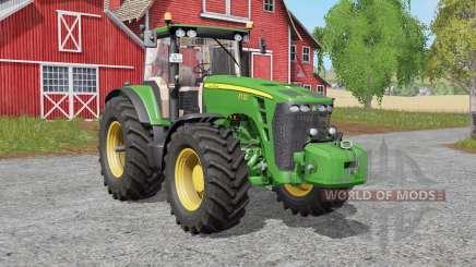 John Deere 8030-serie for Farming Simulator 2017