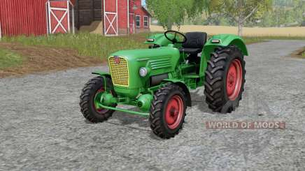 Guldner G 40Ⱥ for Farming Simulator 2017