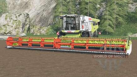Claas Lexion 6700 for Farming Simulator 2017