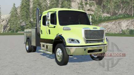 Freightliner Business Class M2 106 Crew Cab for Farming Simulator 2017