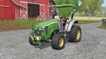 John Deere 5M-serieᵴ for Farming Simulator 2017