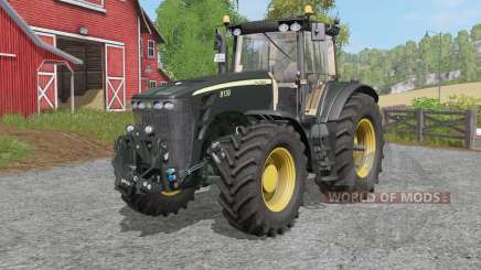 John Deere 8030-seriᶒs for Farming Simulator 2017