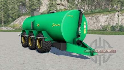Samson PGII 25 for Farming Simulator 2017
