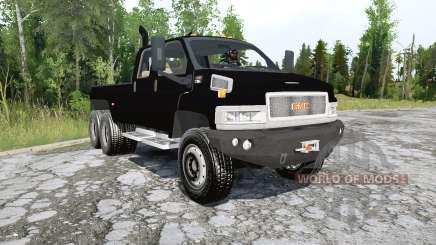GMC TopKick C4500 pickᴜp 6x6 for MudRunner