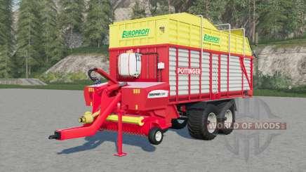 Pottinger Europrofi ⴝ000 for Farming Simulator 2017