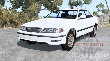 Toyota Mark II (X100) 2000 for BeamNG Drive