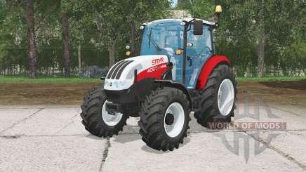Steyr Kompakt〡Multi〡Profi for Farming Simulator 2015