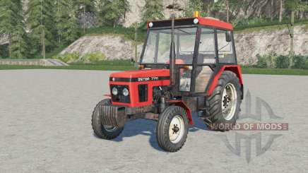 Zetor 7711 & 774ƽ for Farming Simulator 2017