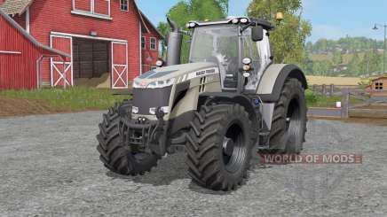 Massey Ferguson 8700-serie for Farming Simulator 2017