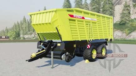 Fendt Tigo XR 75 Đ for Farming Simulator 2017